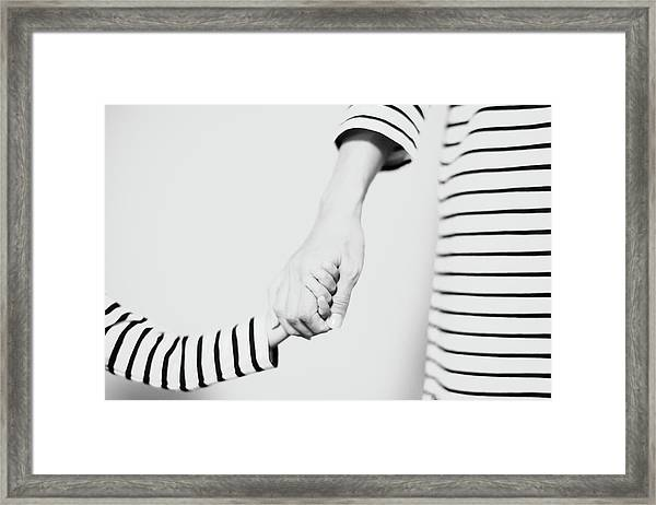 Bonds Framed Print by Keisuke Ikeda @