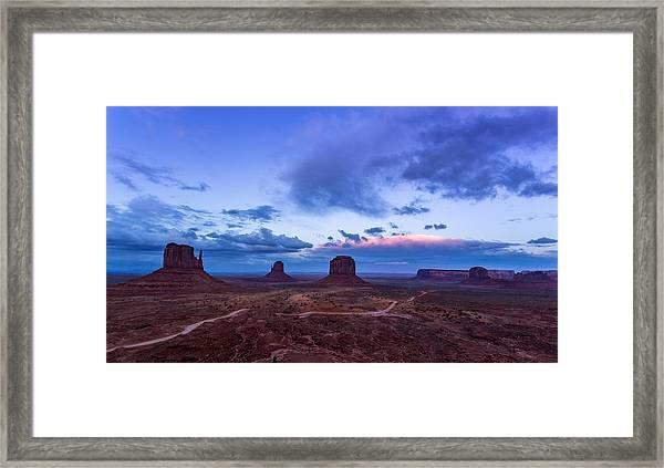 Bonita Framed Print