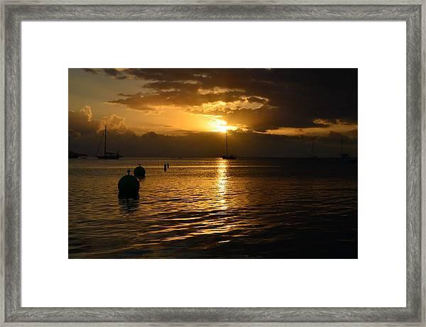 Boqueron 4979 Framed Print