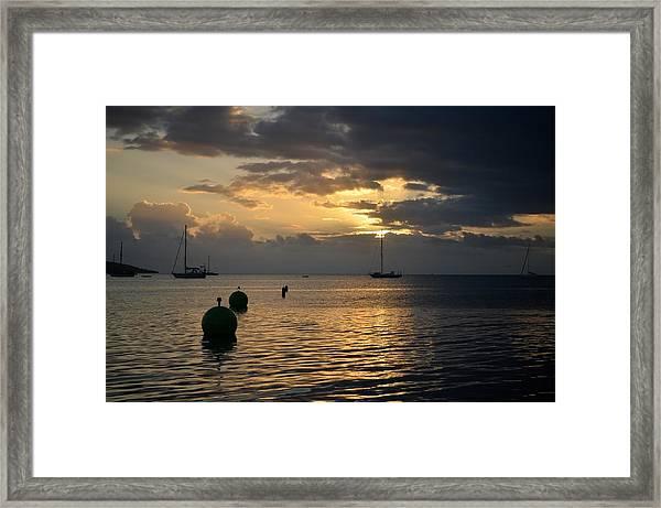 Boqueron 4993 Framed Print