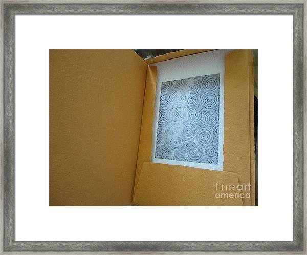 Borges Framed Print