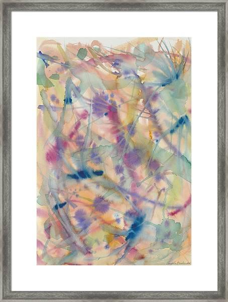 Botanical Dream Framed Print
