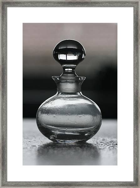Bottle Framed Print