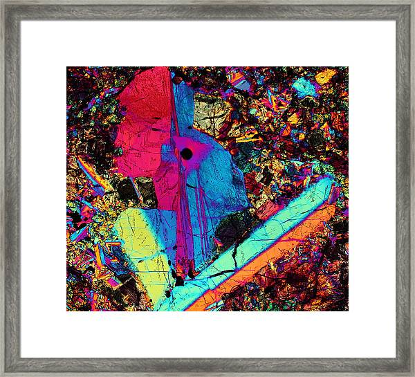 Bounty Hunter Framed Print