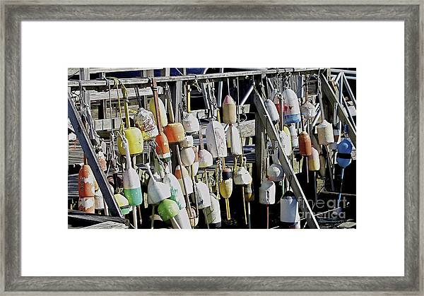 Bouys Will Be Bouys Framed Print