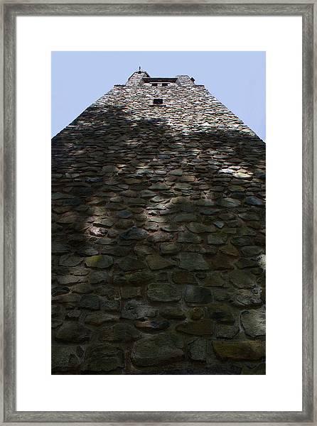Bowman's Hill Tower Framed Print