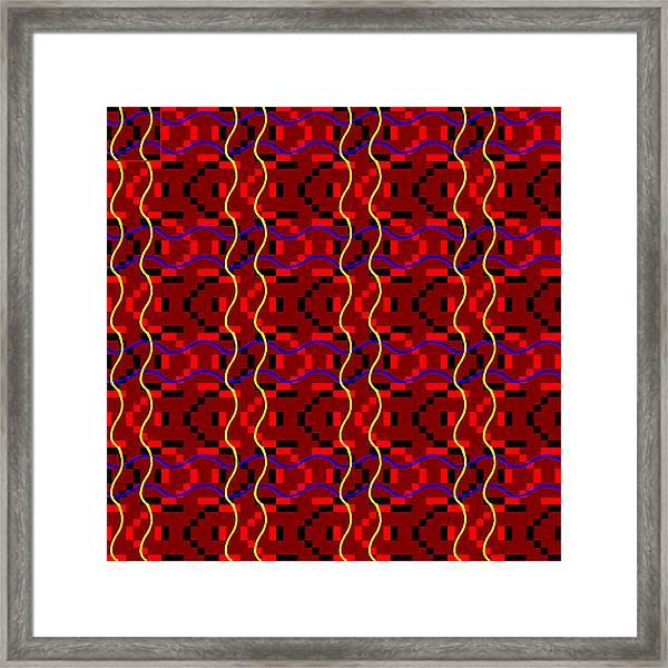 Brainwave Framed Print