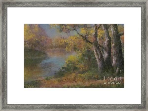 Brandywine Autumn Framed Print