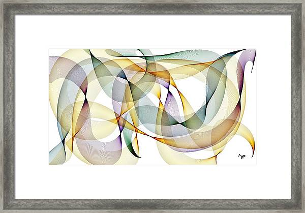 Breath Of Life Framed Print