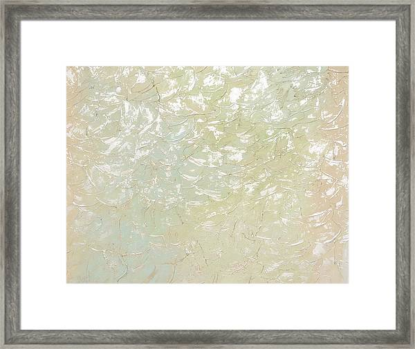 Breath Of Spring Framed Print