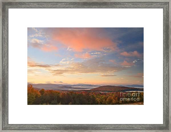 Breathtaking Framed Print