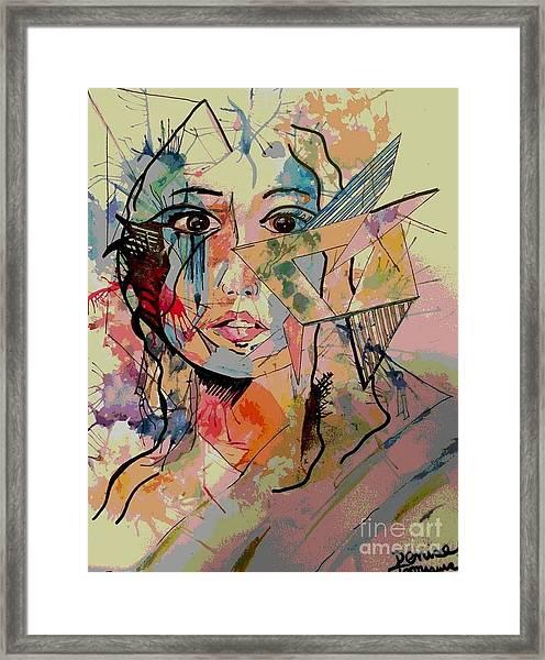 Bree Framed Print