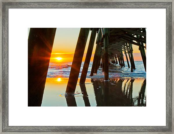 Framed Print featuring the photograph Bright New Day by Francis Trudeau