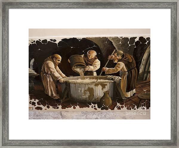 Bringers Of Joy Framed Print