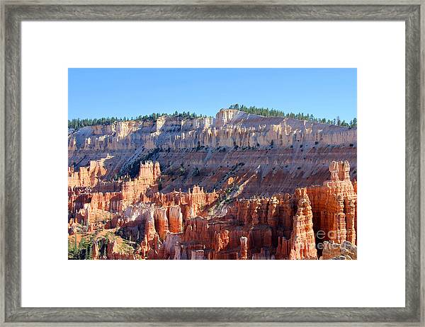 Bryce Amphitheater Framed Print