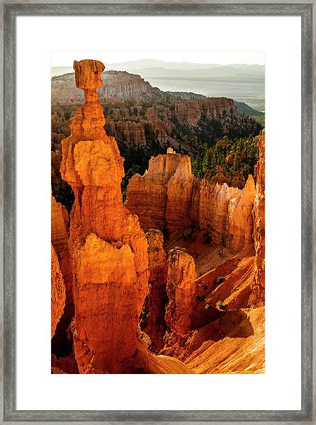 Bryce Canyon National Park, Bruce, Utah Framed Print