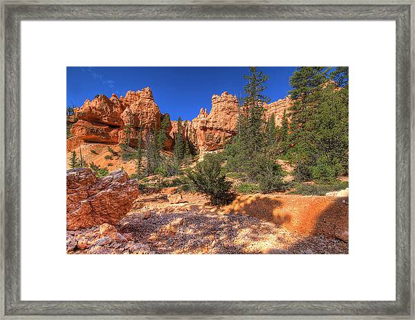 Bryce Canyon Utah Framed Print
