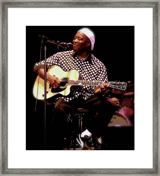 Buddy Guy Buddy Guy Framed Print