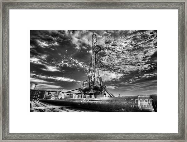 Cac001-6 Framed Print