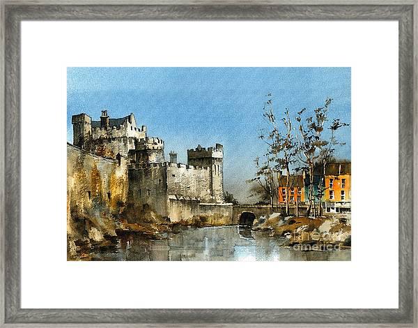 Cahir Castle  Tipperary Framed Print
