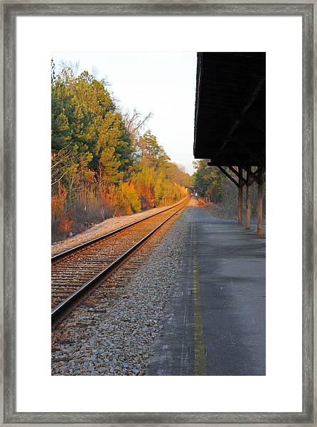 Camden Sc Station4571 Framed Print