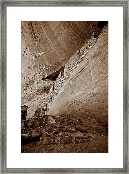 Canyon De Chelly 2 Framed Print