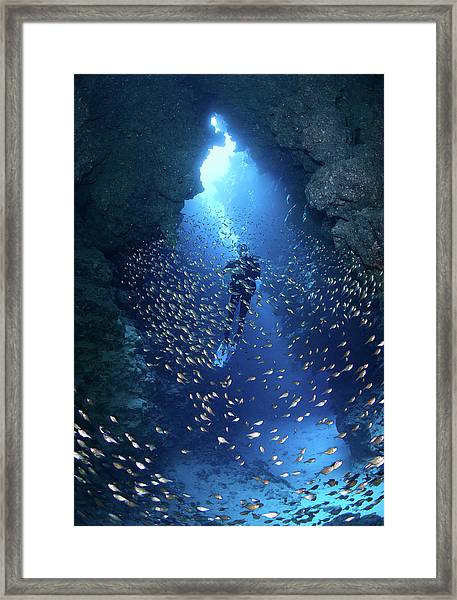 Canyon Symphony Framed Print by Nature, Underwater And Art Photos. Www.narchuk.com