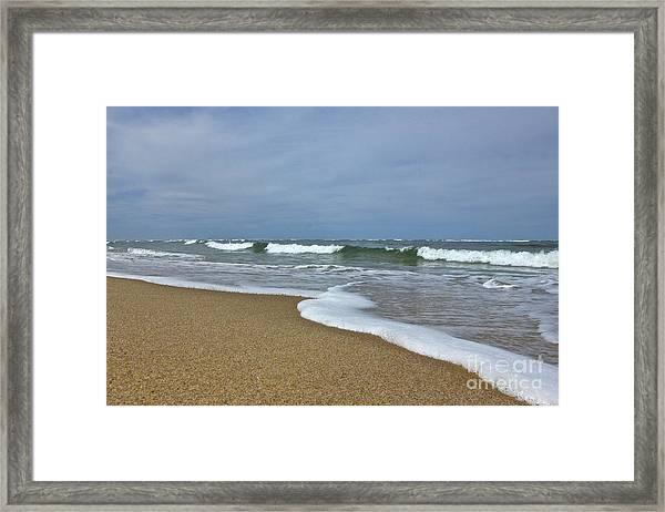 Cape Cod Provincelands Framed Print