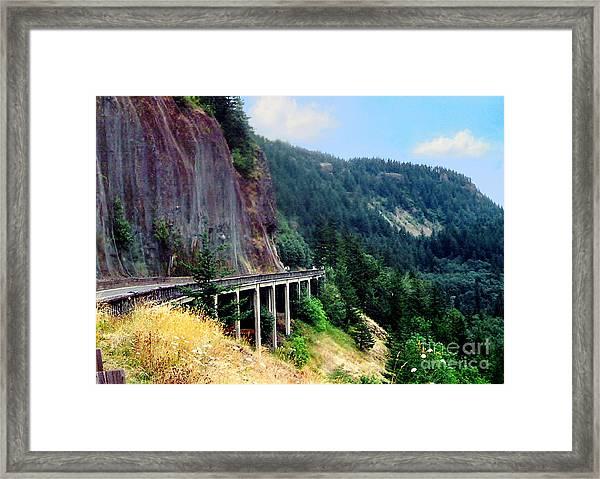 Cape Horn Framed Print