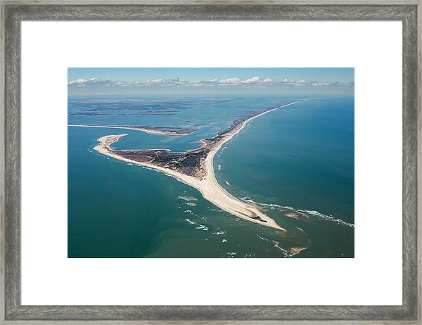 Cape Lookout Horizontal Framed Print
