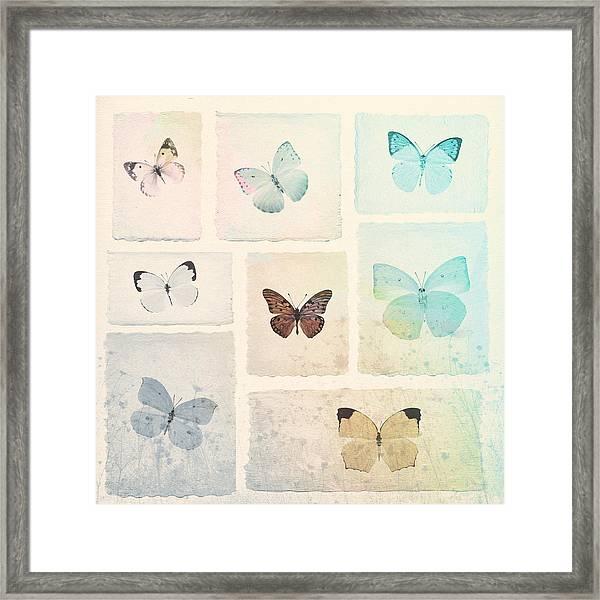 Captured Beauty Framed Print