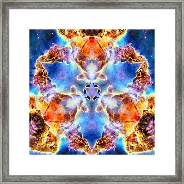 Carina Nebula Vi Framed Print
