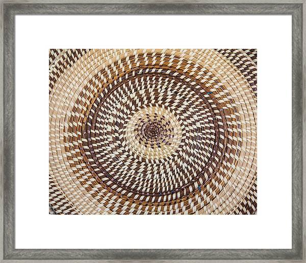 Carolina Sweetgrass Framed Print