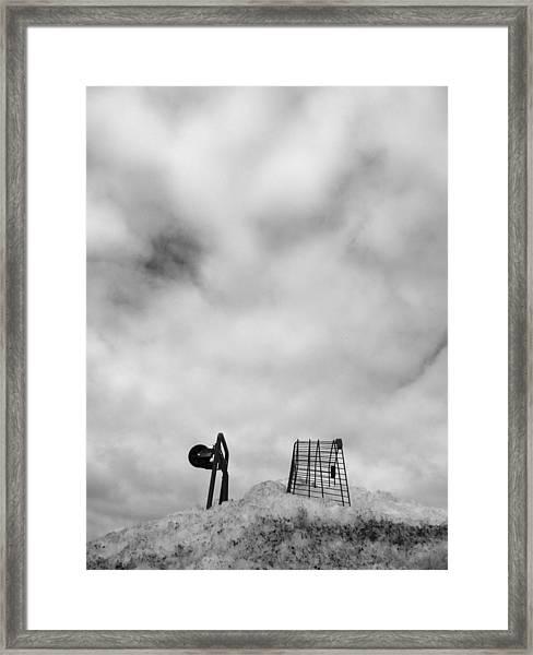 Cart Art No. 10 Framed Print