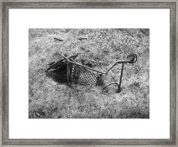 Cart Art No. 17 Framed Print