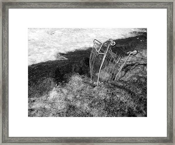 Cart Art No. 9 Framed Print
