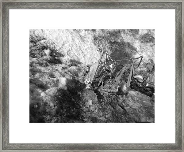 Cart Art No.7 Framed Print