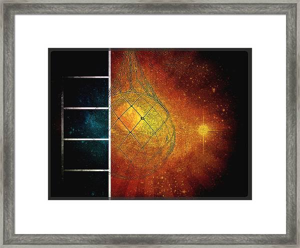 Catching Stars Framed Print
