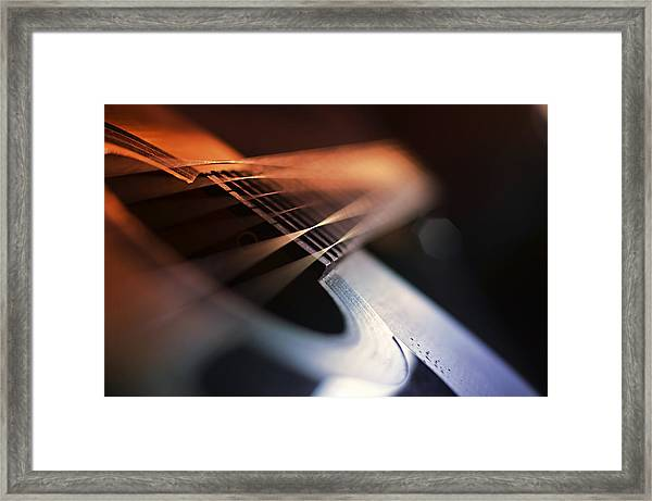 Cat's In The Cradle Framed Print