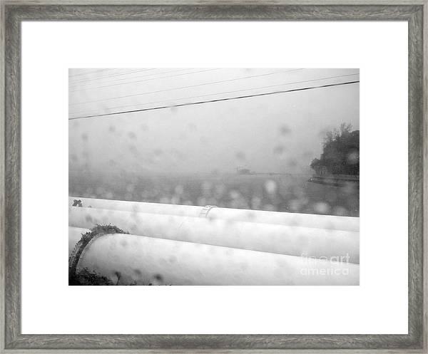Causeway Link Framed Print