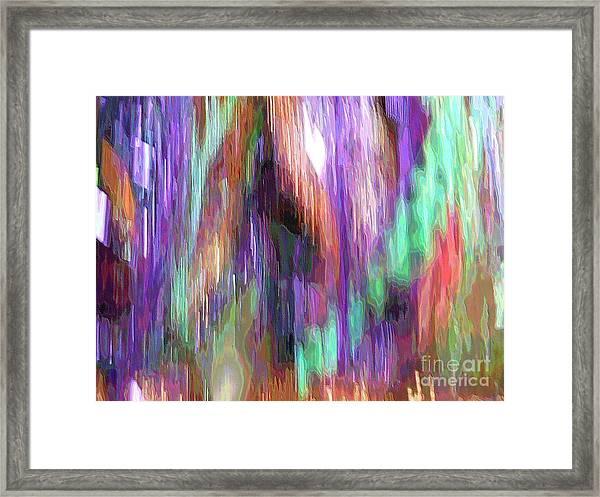 Celeritas 11 Framed Print