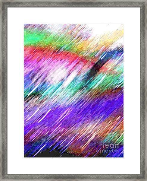 Celeritas 16 Framed Print