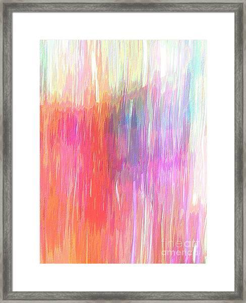Celeritas 21 Framed Print