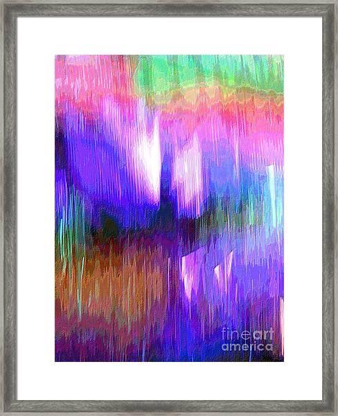Celeritas 22 Framed Print