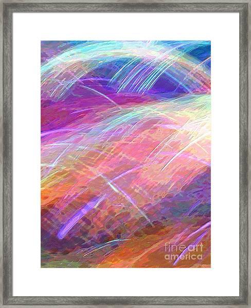 Celeritas 24 Framed Print