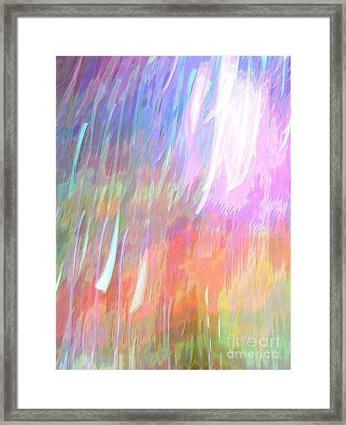 Celeritas 25 Framed Print