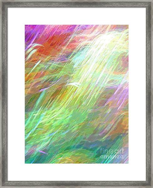 Celeritas 26 Framed Print