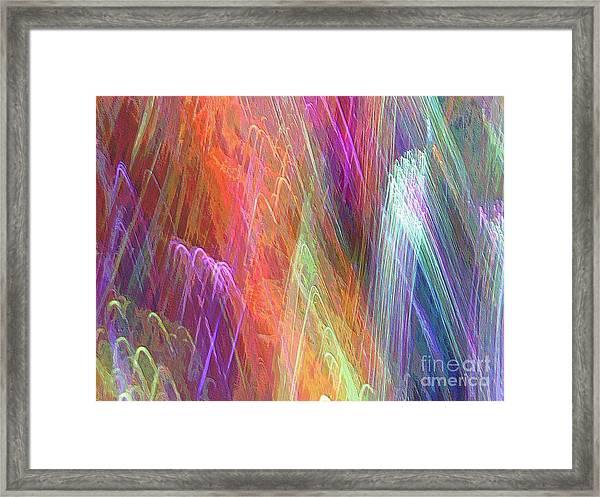 Celeritas 30 Framed Print