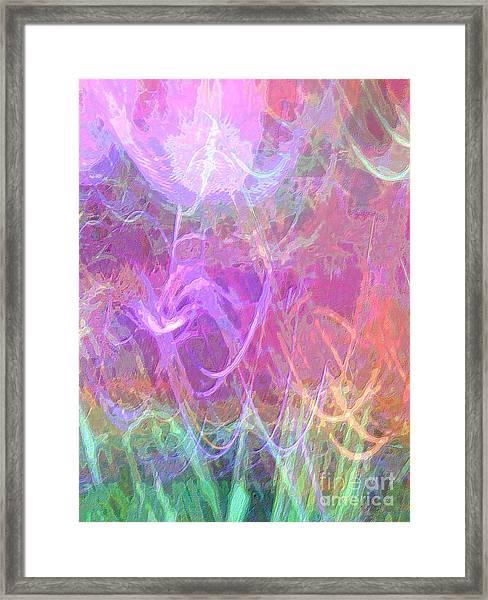 Celeritas 33 Framed Print