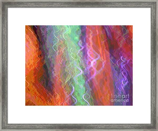 Celeritas 41 Framed Print